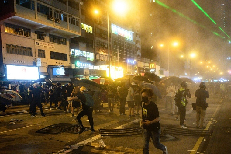 Restive Hong Kong lays bare deep-seated fissures