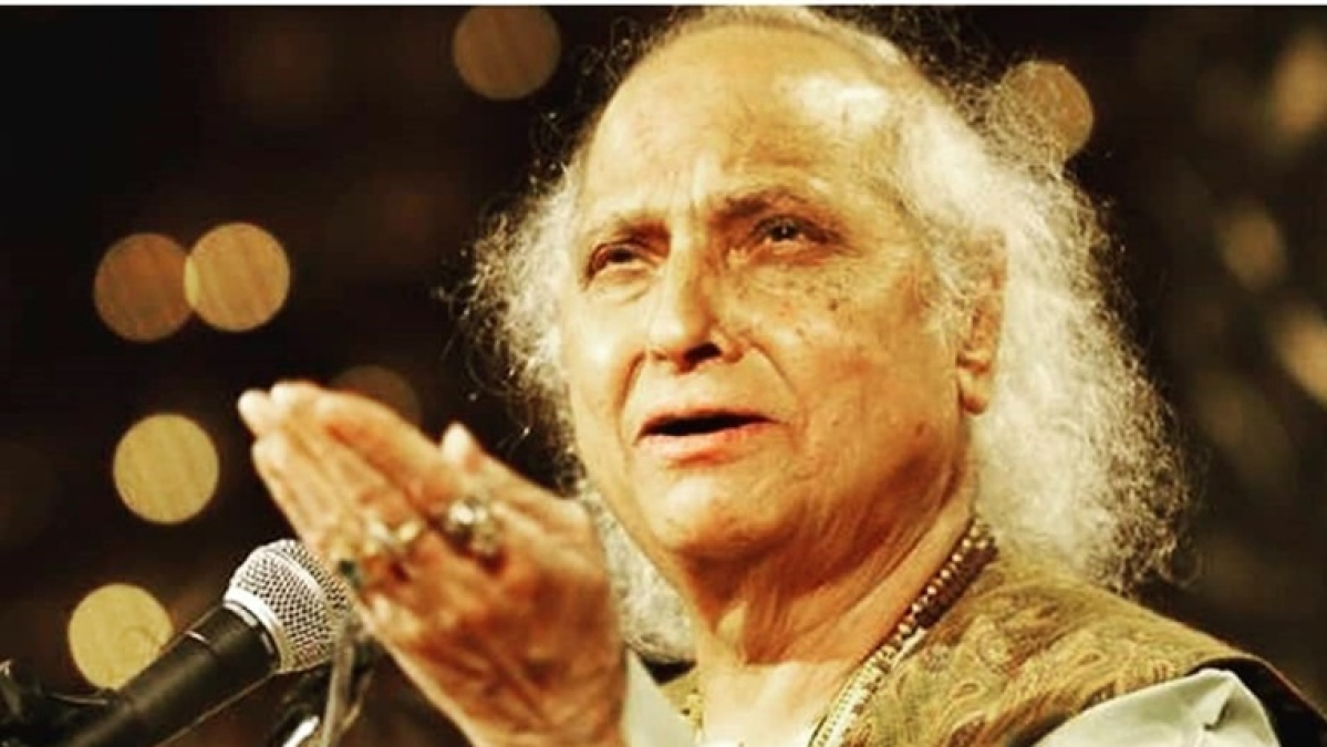 Planet between Mars and Jupiter named after Pandit Jasraj, first Indian musician to receive this honour