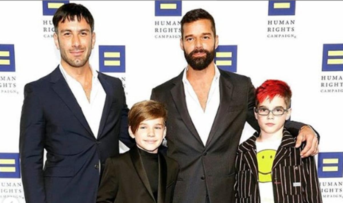 Ricky Martin expecting fourth child with husband Jwan Yosef