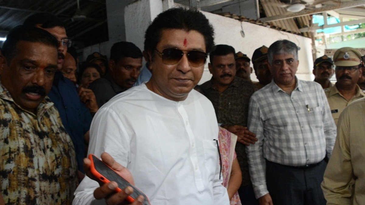"""Raj Thackeray has become """"less vocal"""" after ED questioning: Ajit Pawar"""