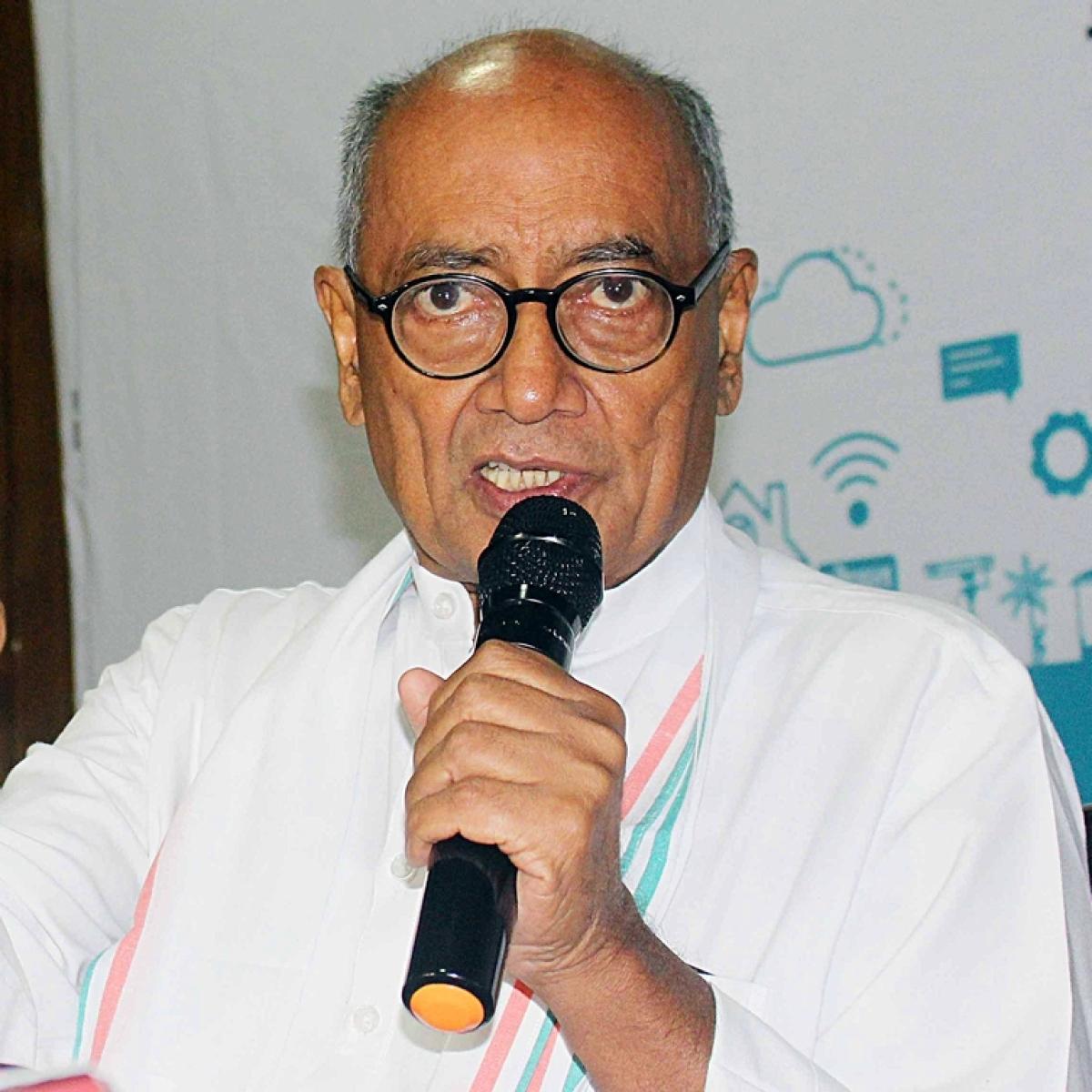 Kamal Nath 'Item' Row: When Digvijaya Singh called Congress MP Meenakshi Natrajan 'tunch maal'