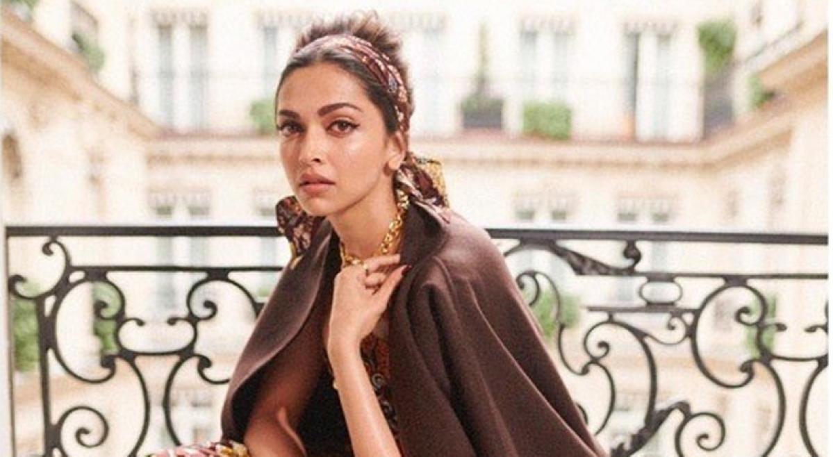 Deepika Padukone glows in Dior for Paris Fashion Week