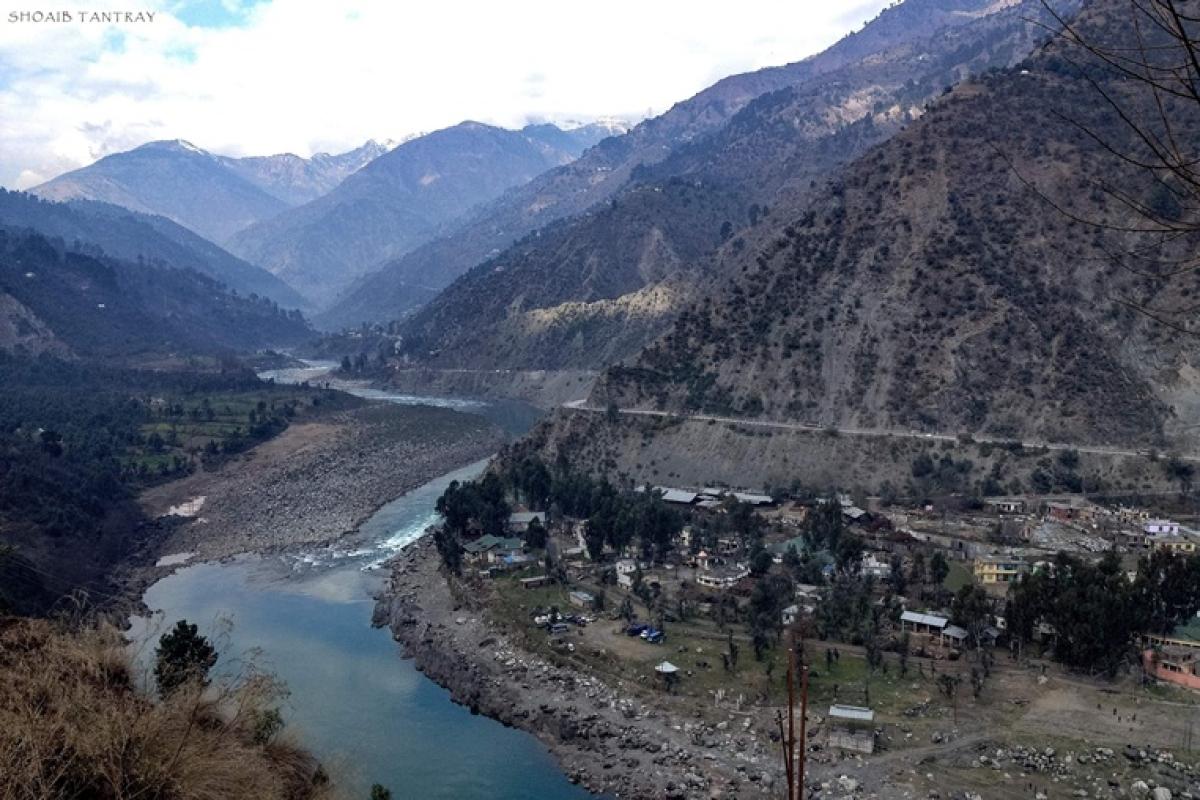 Low magnitude earthquake shakes Jammu's Chenab Valley