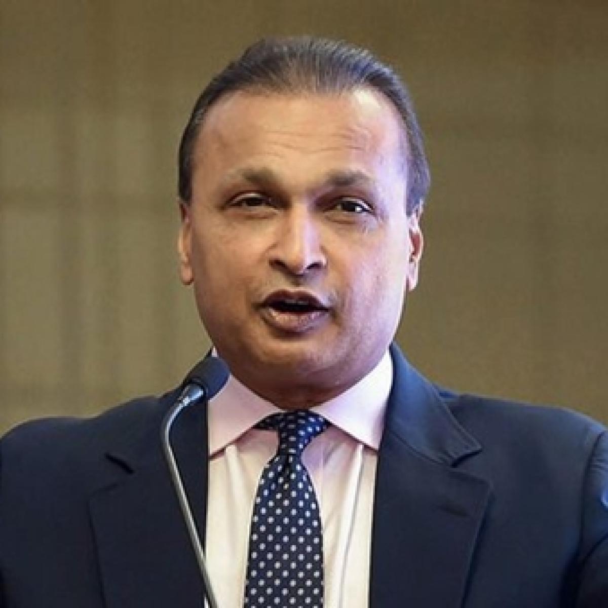 Three Chinese banks sue Anil Ambani for USD 680 million unpaid loan