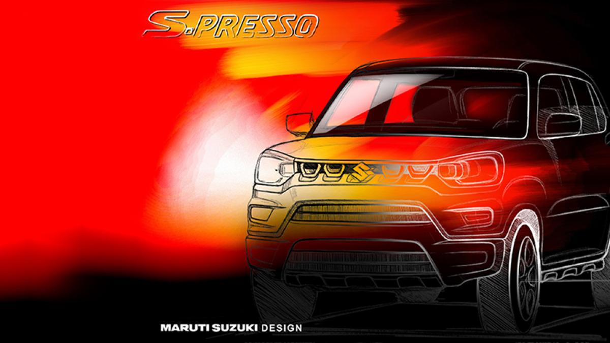Maruti to launch mini SUV S-Presso later this month
