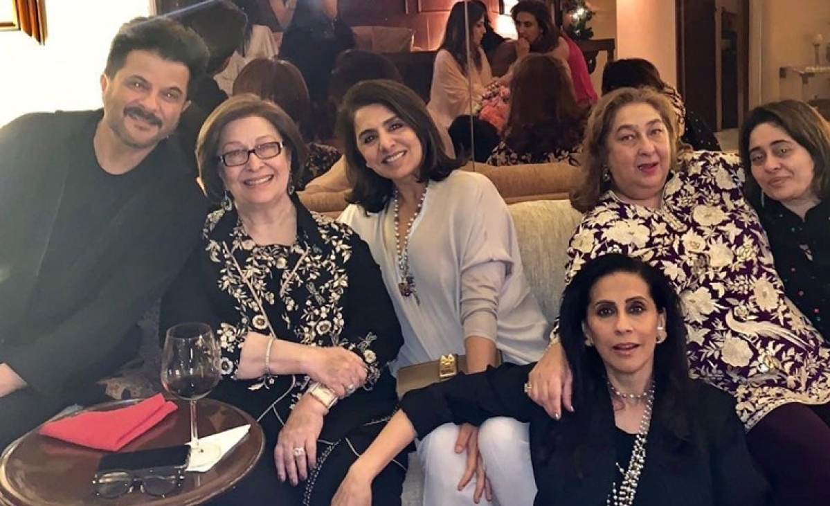 Neetu Kapoor is 'getting back in the groove' as 'normalcy setting in'