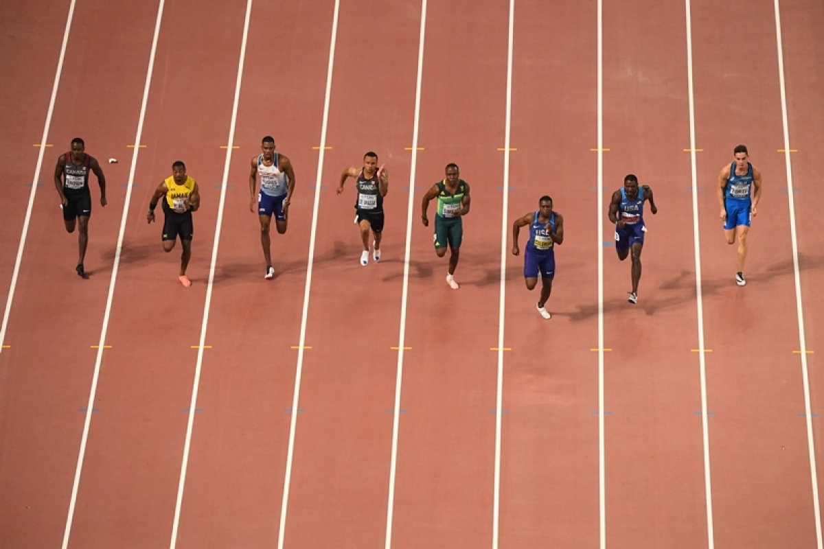 India mixed relay team finish at 7th position in World Athletics Championship