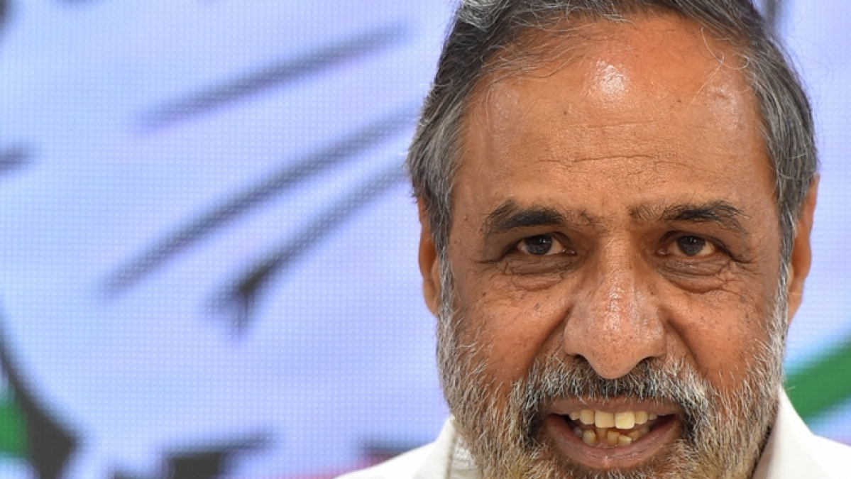 Government lacks vision to revive economy Congress leader Anand Sharma