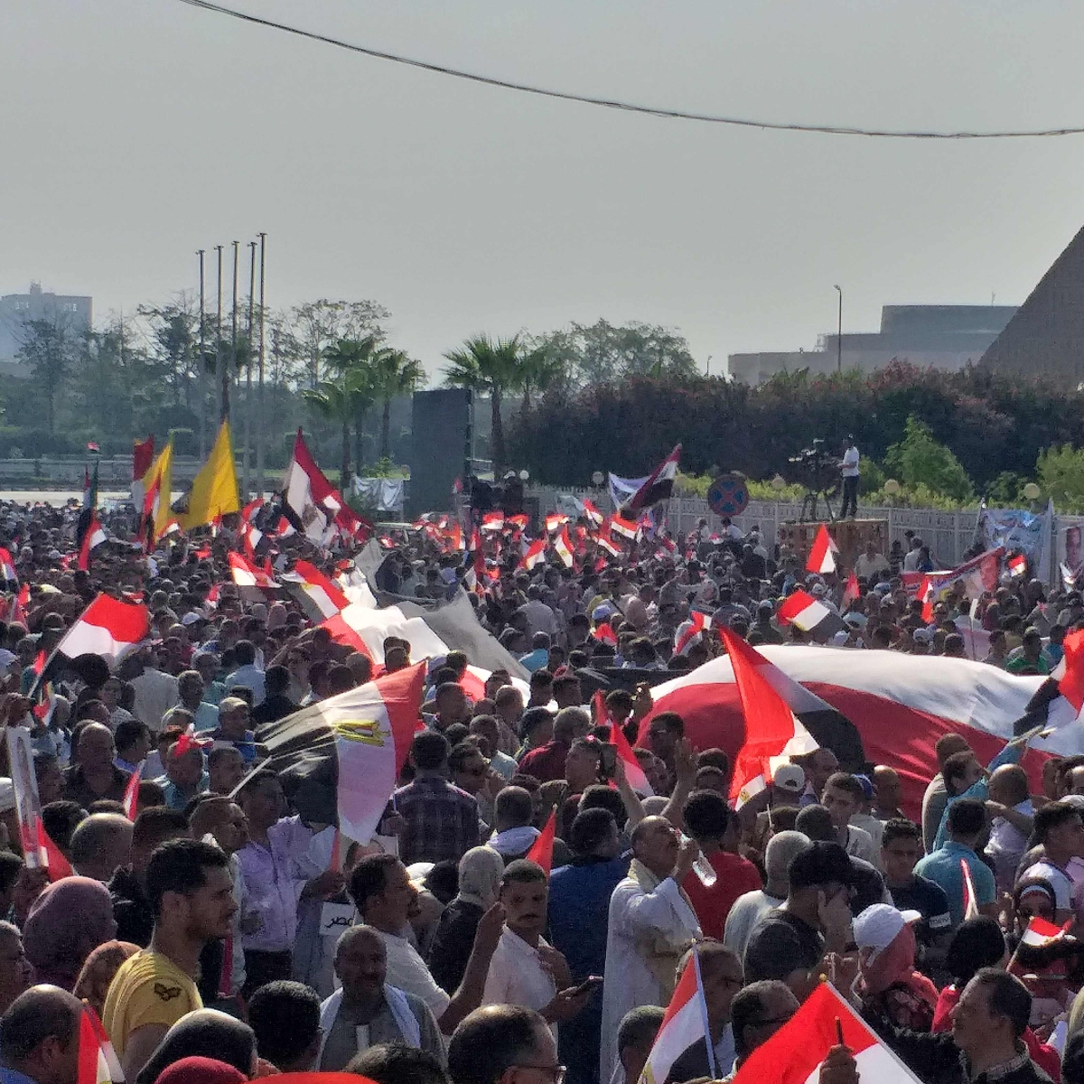 Egypt: Protests sign of misrule or US undoing?