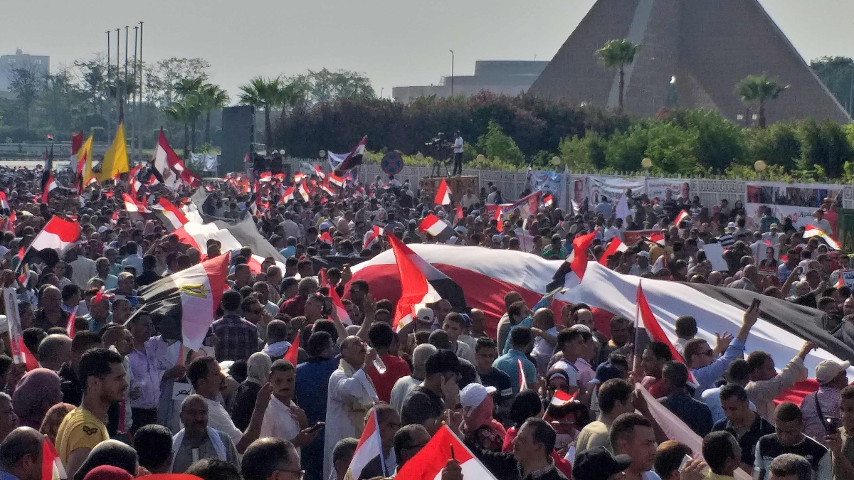 Egypt:Protests sign of misrule or US undoing?