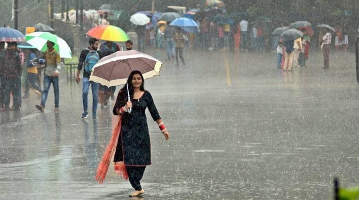 Heavy rain in UP, Telangana; 45 killed