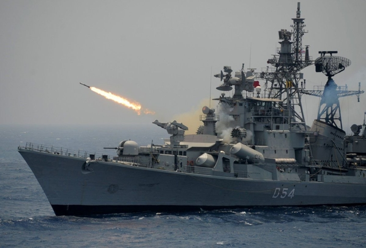 India, Sri Lanka begin joint naval military drill in Bay of Bengal