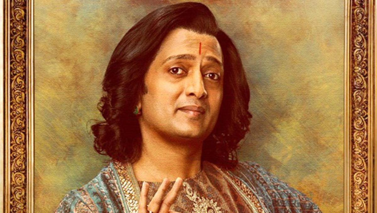 Housefull 4: After Akshay Kumar, Riteish Deshmukh's look revealed
