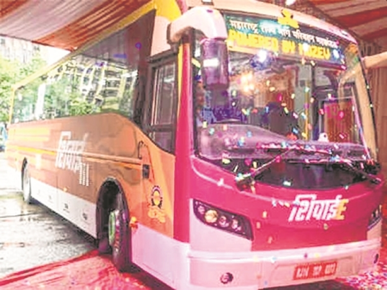 Mumbai: First State Transport electric bus launched