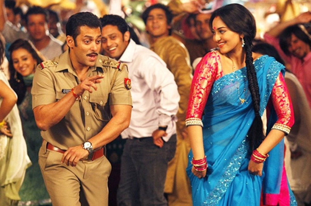 Sonakshi Sinha reveals that Salman Khan saw the acting 'keeda' in her
