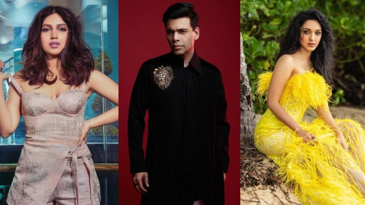 Bhumi Pednekar, Karan Johar  congratulate nominees of International Emmy Awards 2019