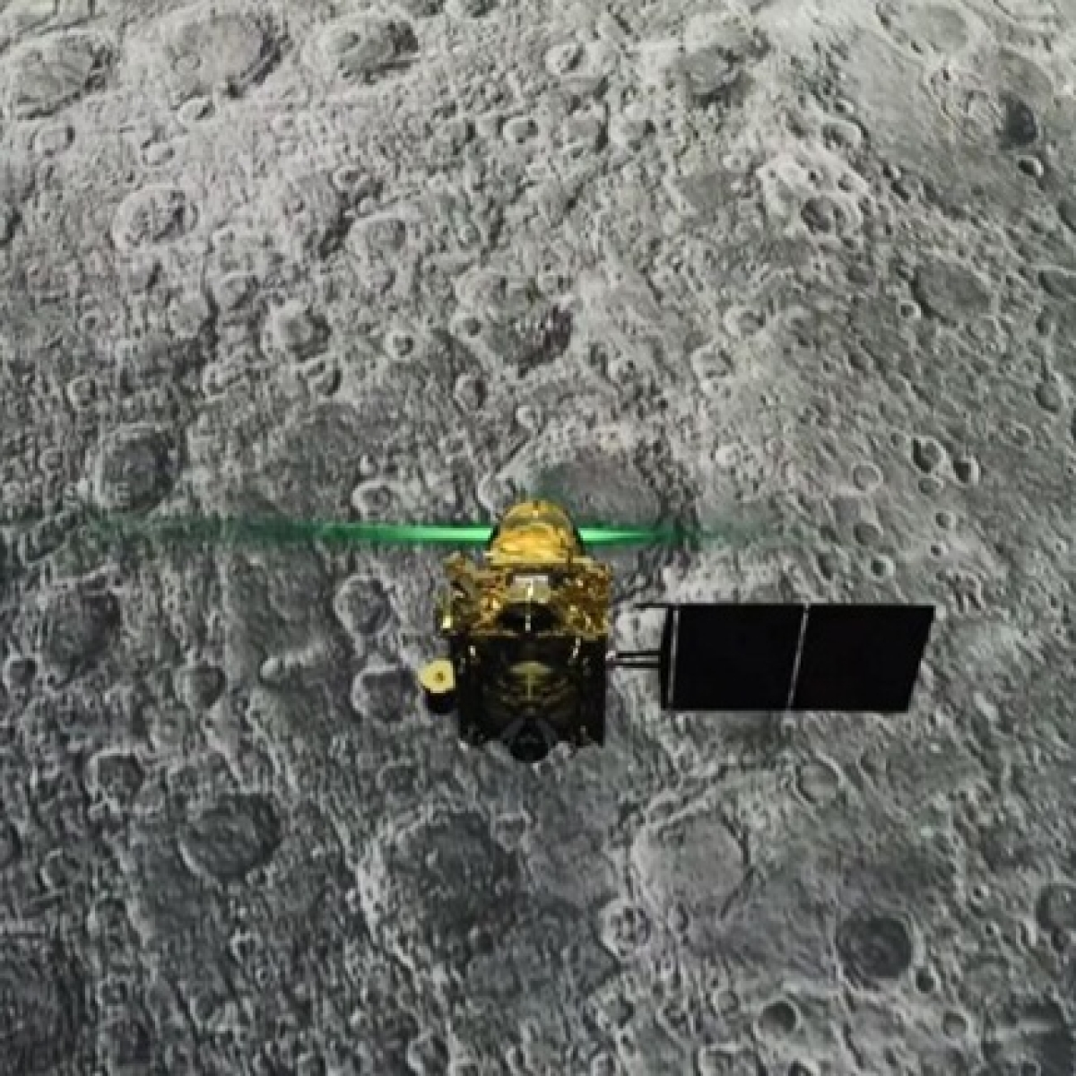 Latest Moon flyby finds no trace of India's Chandrayaan-2 Vikram lander: NASA