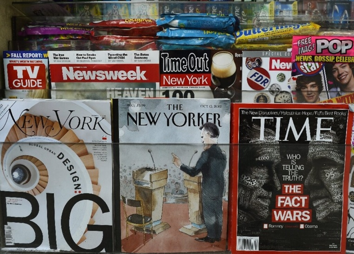 Vox Media and owner of 'New York' magazine to merge