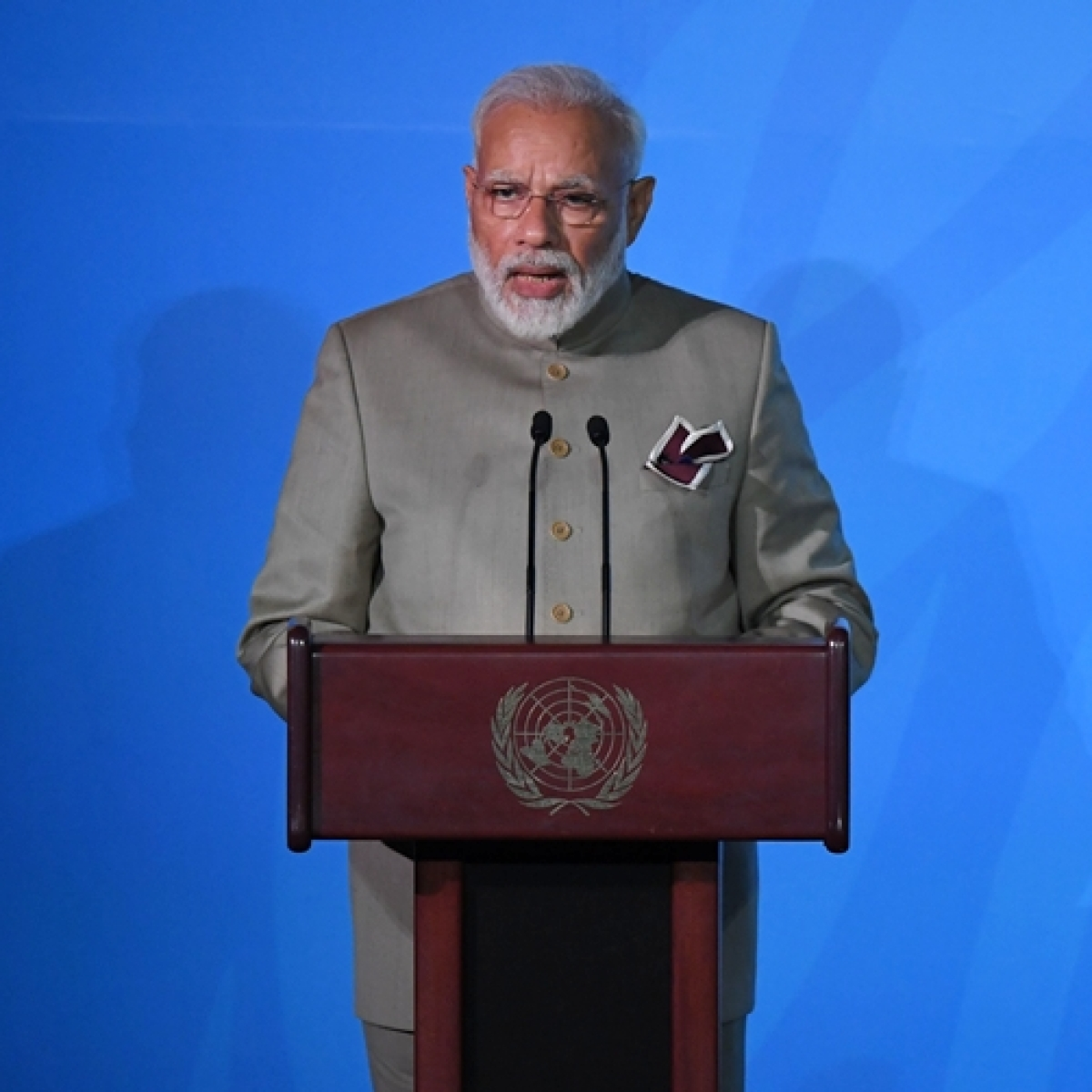 UN Climate Summit: Modi pledges to increase India's non-fossil fuel target to 400 GW by 2022