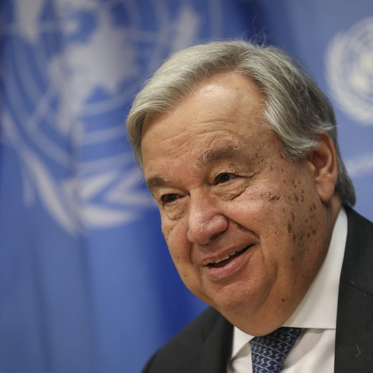 No comment on CAB: UN Chief Antonio Guterres