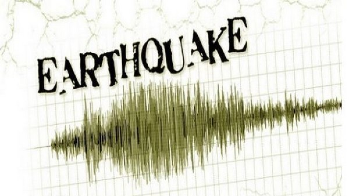 Earthquake jolts J-K, Himachal Pradesh's Chamba region