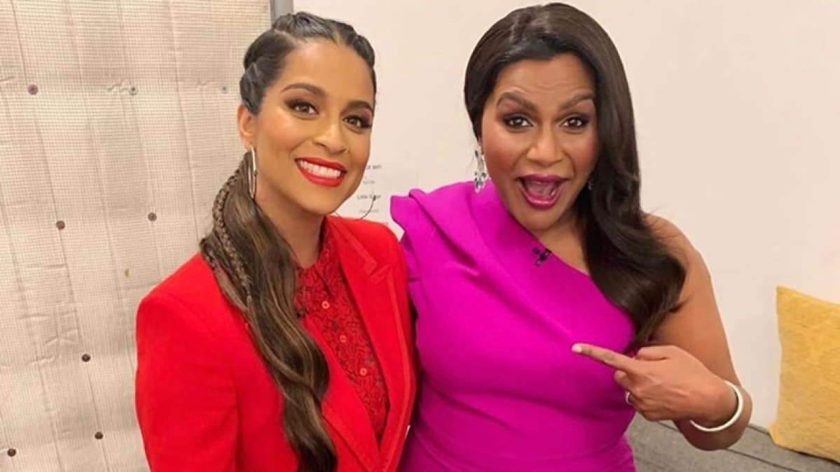 Lilly Singh brings 'Desi Tadka' on her debut show 'A Little Late With Lilly Singh'