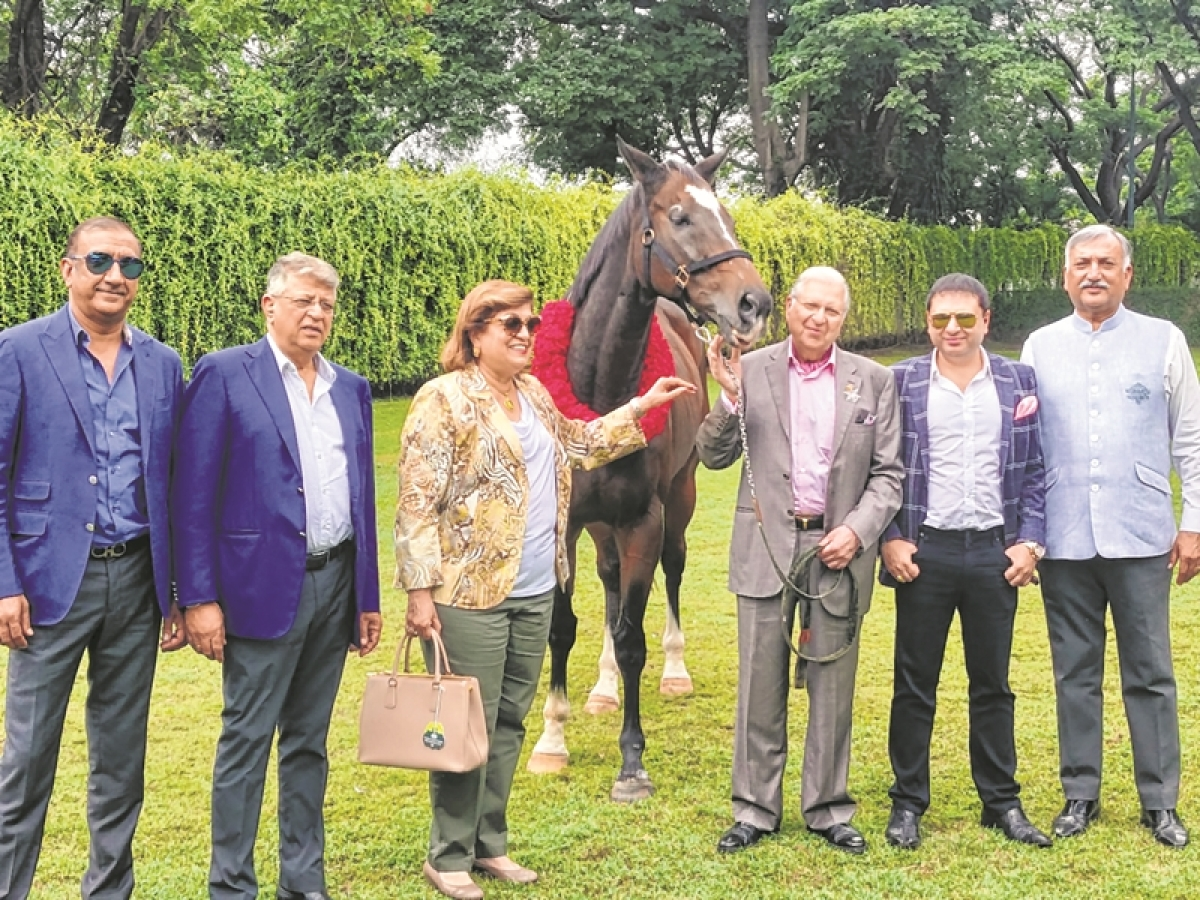 Zavaray Poonawalla promises to restore racing to its former glory