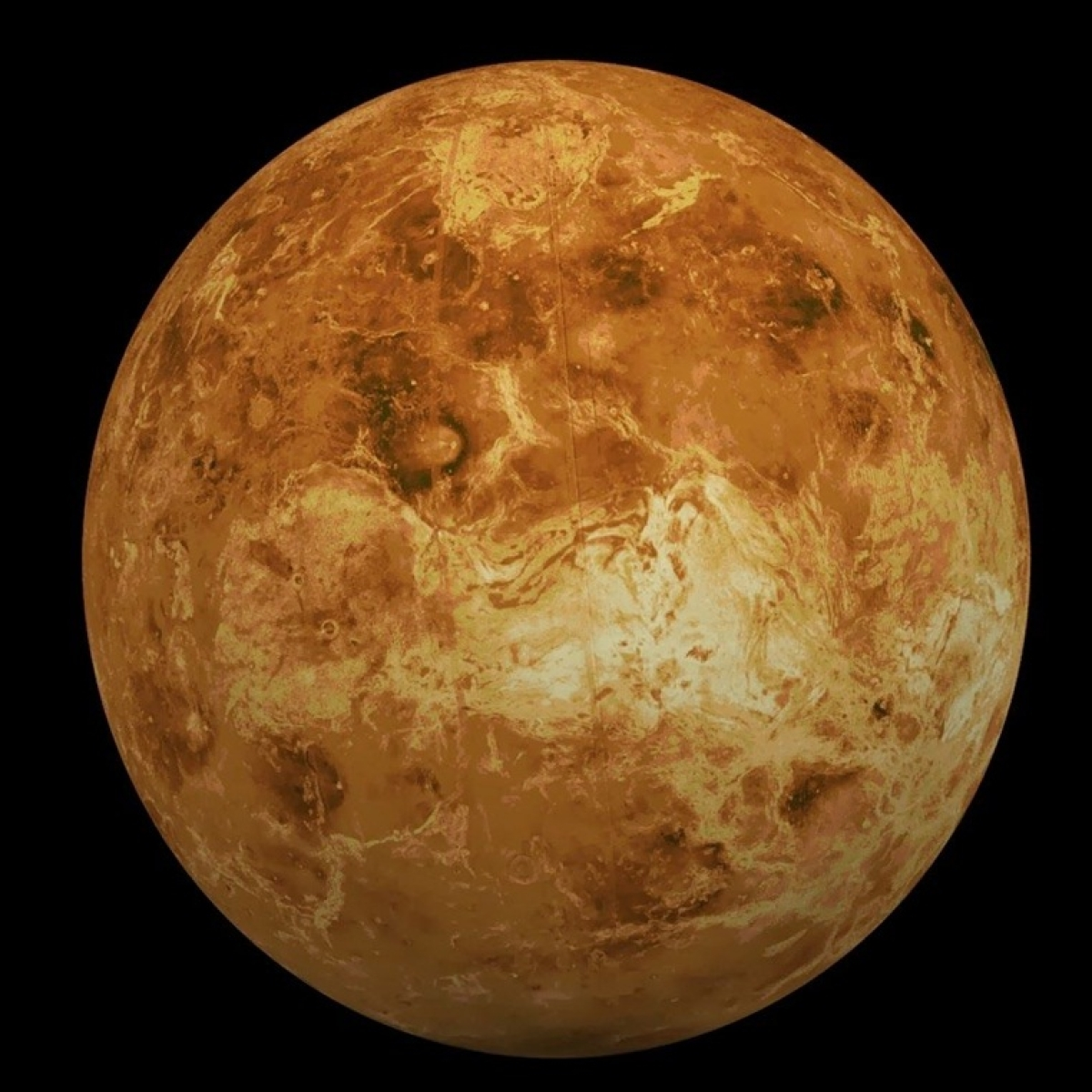 Venus may have been habitable once: Study