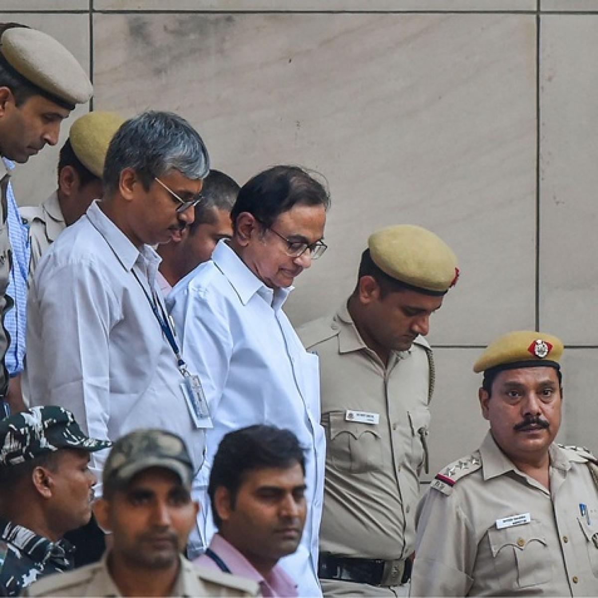 P Chidambaram is a victim of persecution: Congress