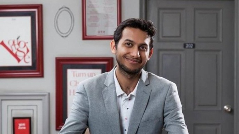 OYO Hotels and Homes Founder and CEO (Global) Ritesh Agarwal