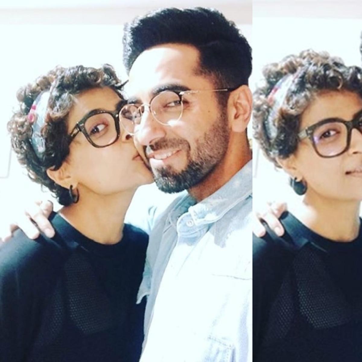 Here's how Tahira Kashyap made husband Ayushmann Khurrana's birthday special
