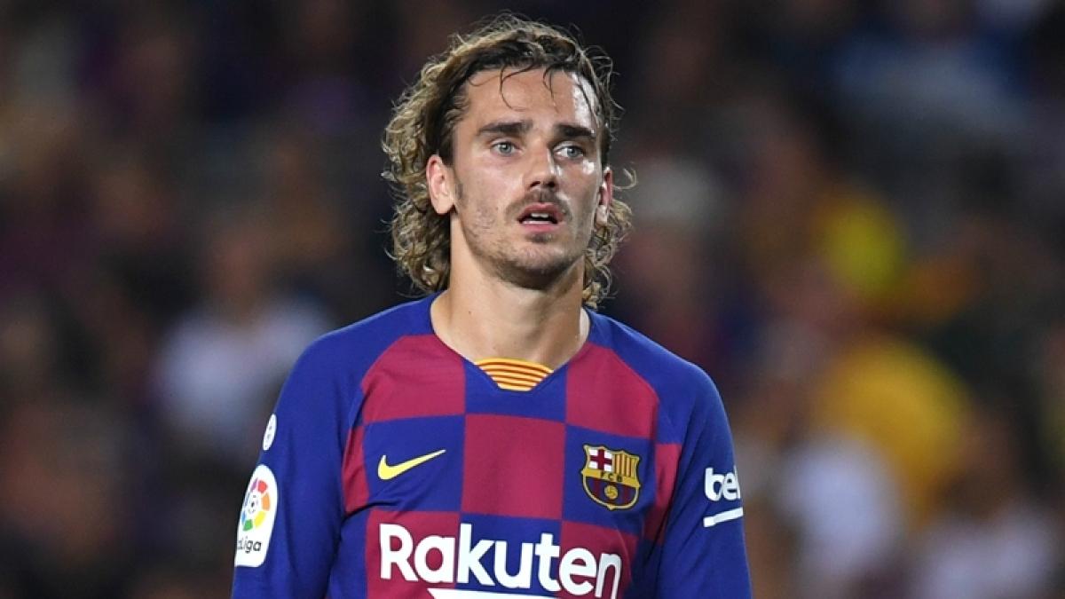 Barcelona far from their best version: Antoine Griezmann