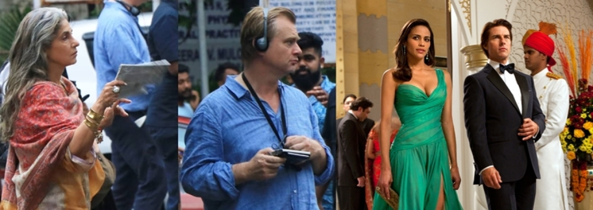 Before Christopher Nolan's 'Tenet', these Hollywood movies were also shot in Mumbai