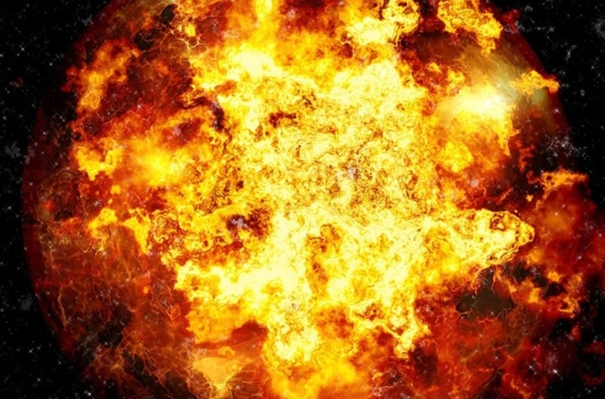 Thane chemical unit reactor blast hurts 1