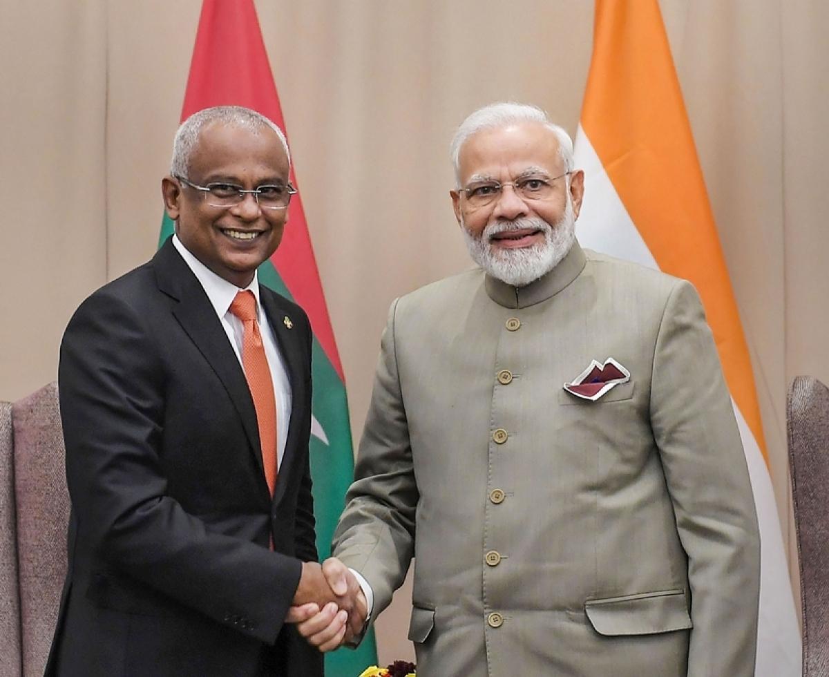 PM Modi holds series of bilateral meetings