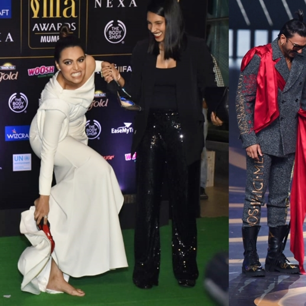 In Pics: 5 Awkward and funny moments from IIFA 2019