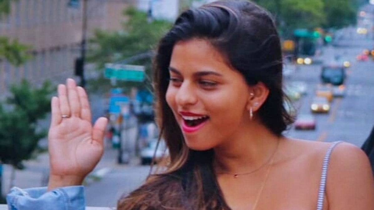Suhana Khan's this dancing picture went viral on social media