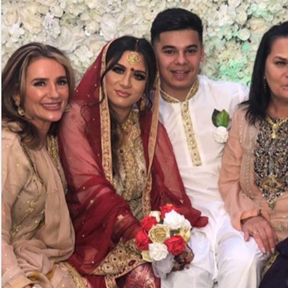 Zayn Malik's 17-year-old sister Safaa marries boyfriend in a traditional nikkah ceremony
