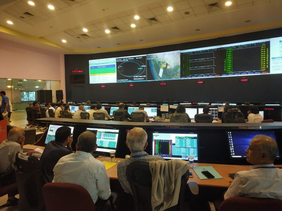 """Mood at ISRO: """"Let's pray for the successful soft-landing"""""""