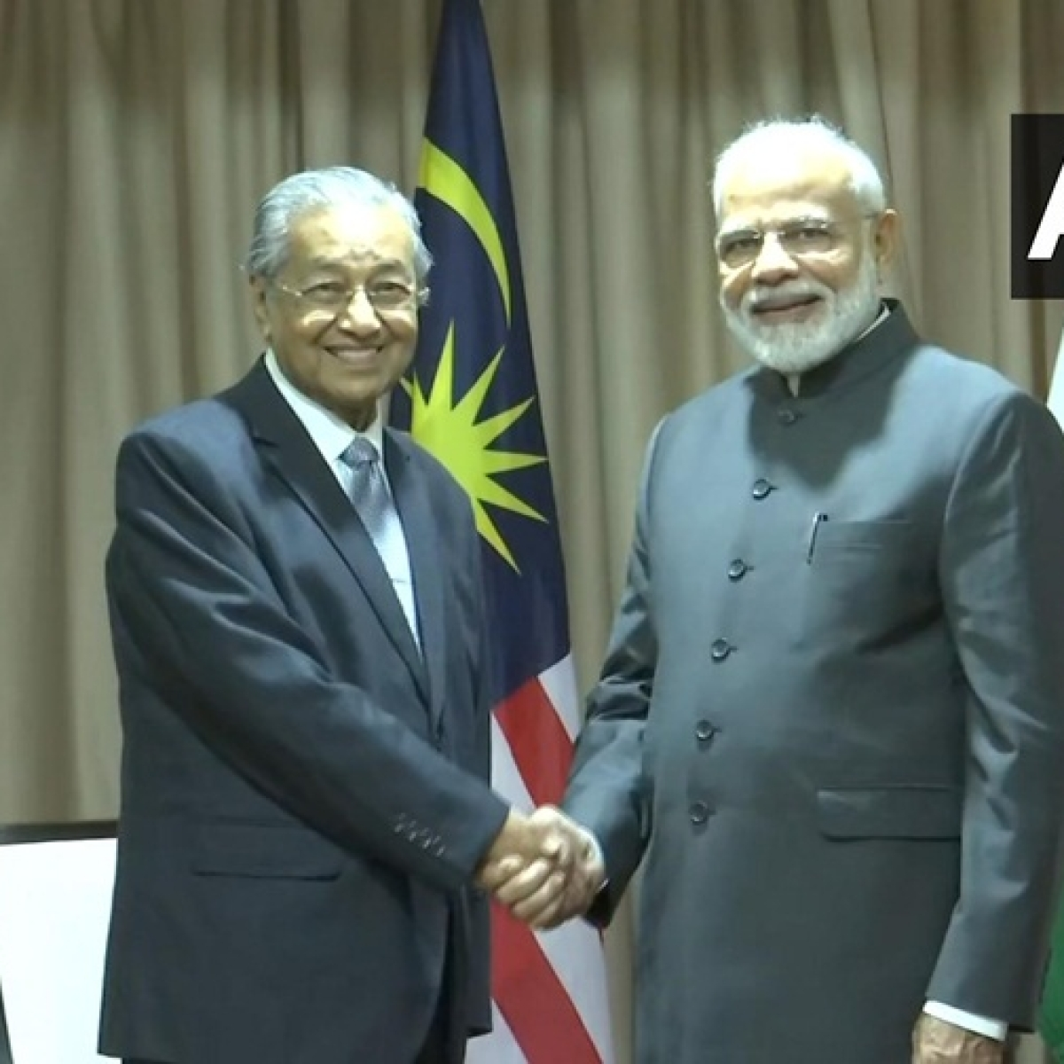 PM Narendra Modi takes up Zakir Naik issue with Malaysian PM Mahathir Mohamed