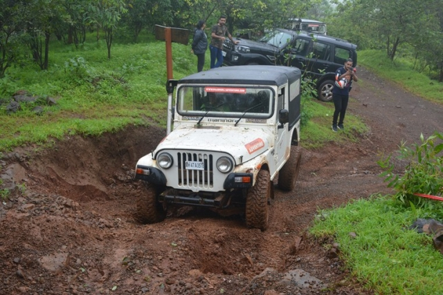 Dirty driving: Enter a mortal and leave an off-roading god