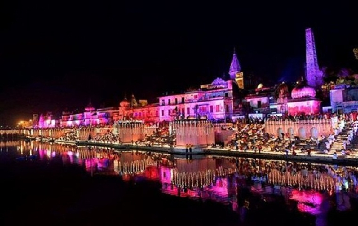 Ayodhya to witness grand Diwali, aims to create new record