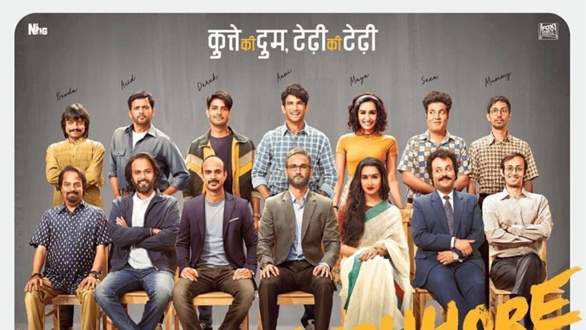 Shraddha, Sushant starrer 'Chhichhore' crosses Rs 50 crore mark