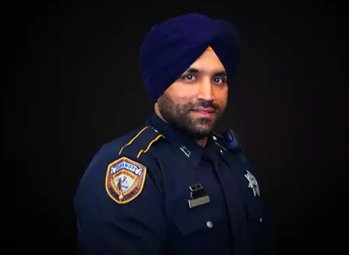 Americans mourn trailblazing Indian-American Sikh deputy