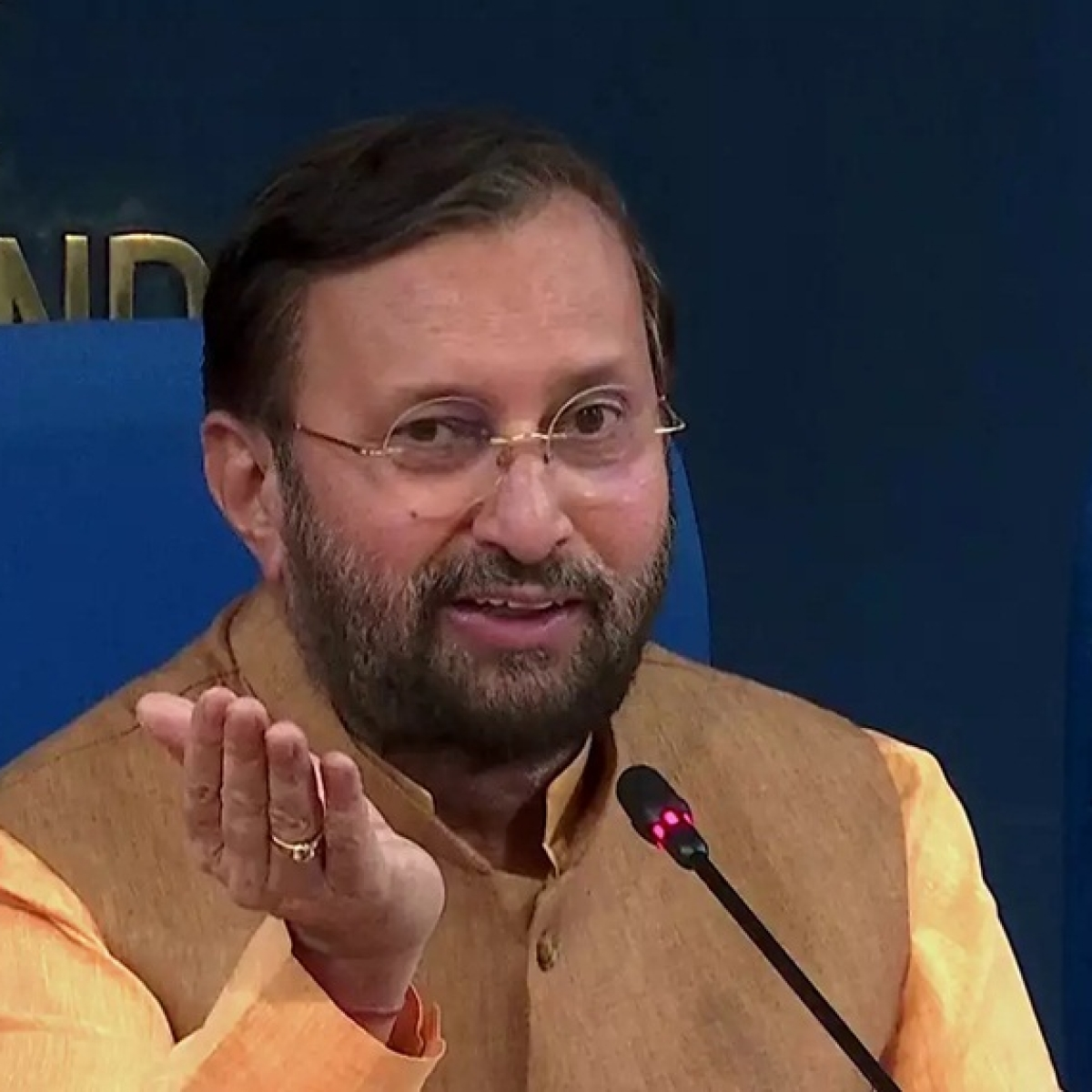 Donald Trump's presence at climate summit showed to what extent soft diplomacy works: Prakash Javadekar