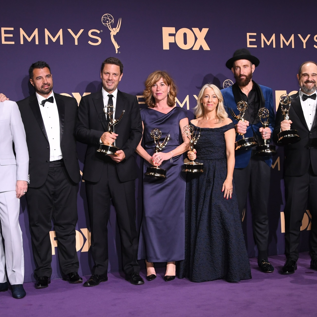 'Chernobyl' wins Outstanding Limited Series at Emmy Awards 2019