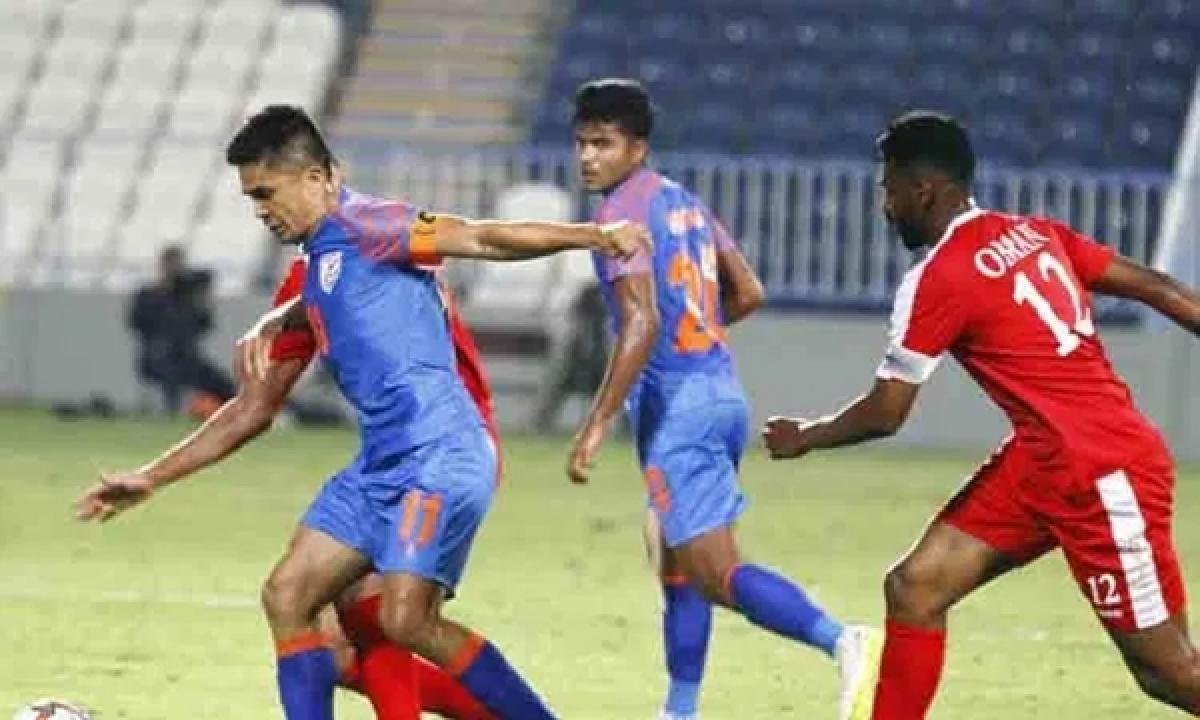 India's goalless draw against Qatar raises hopes