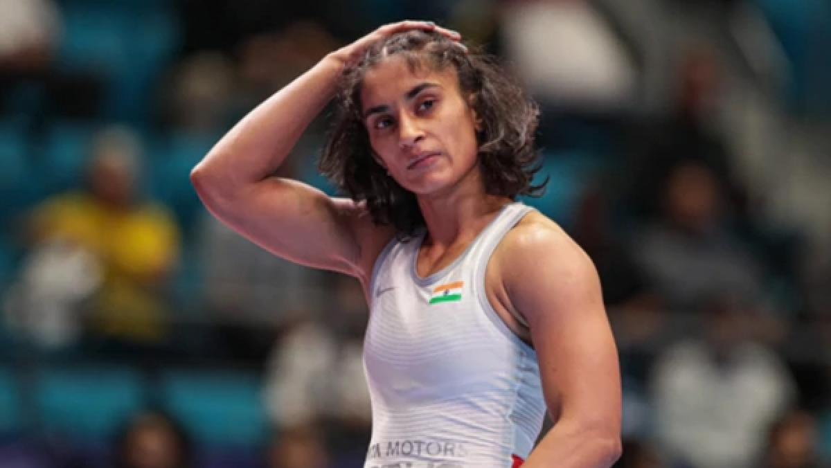 Vinesh Phogat makes it to Olympics, to fight for bronze against Sarah Hildebrandt Nur