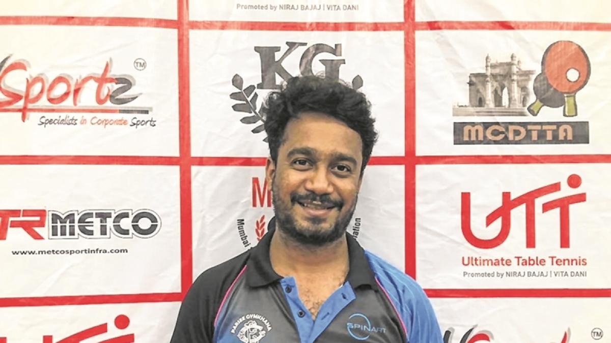 Afcons Infrastructure pair reclaim title,  Mayuresh Kelkar wins in singles