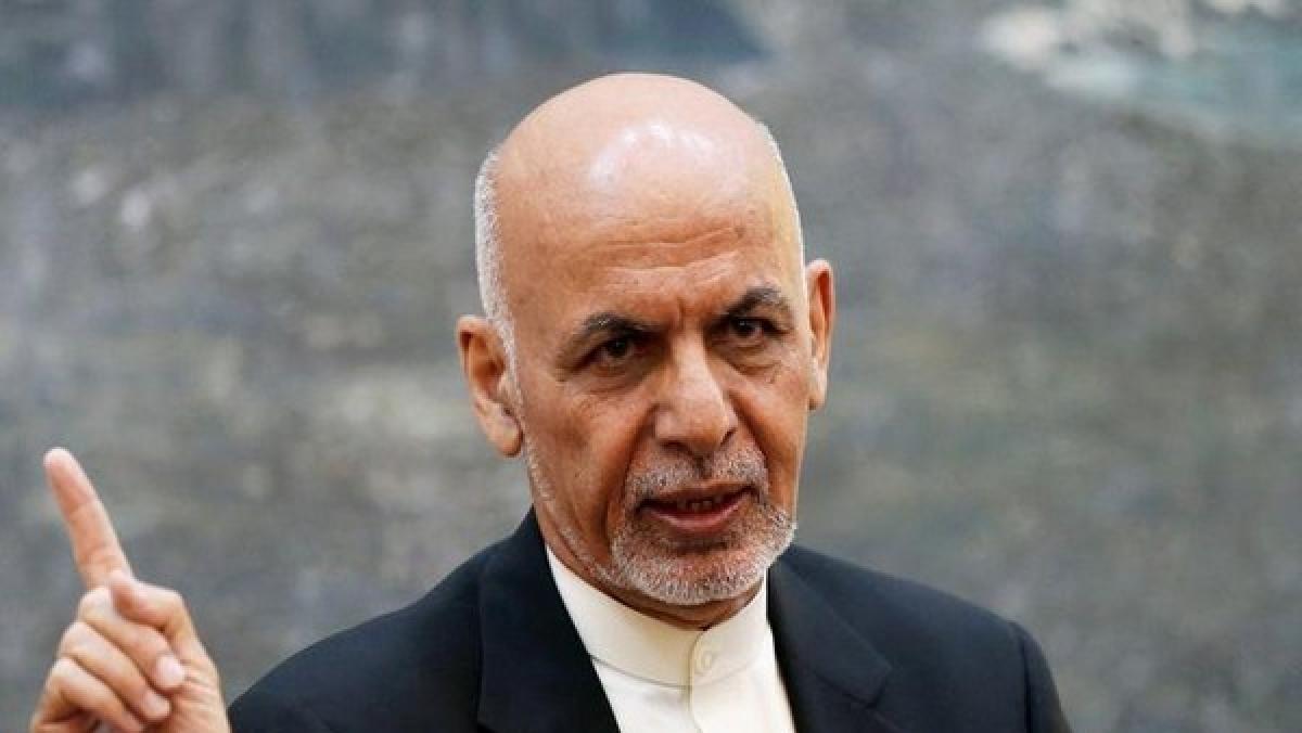 Afganistan President Ashraf Ghani